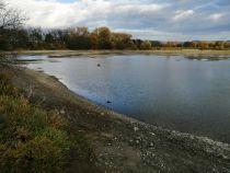 Pohled z levého břehu