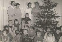 Vánoce ve školce